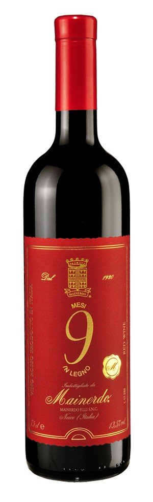 """Nove"" Italian Red Wine"